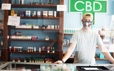 All Simply CBD Shops Are Open for In-Store Purchases