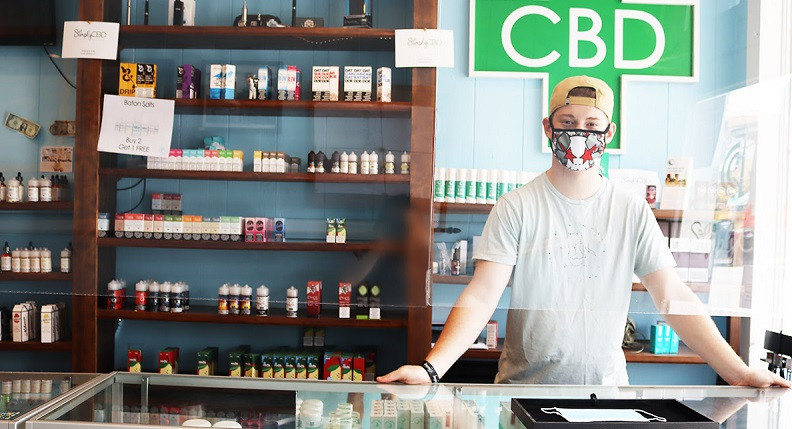 New Orleans CBD Shops Open for Business